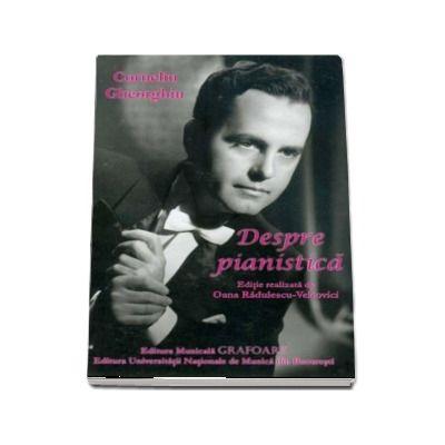 Despre Pianistica de Cornelia Gheorghiu