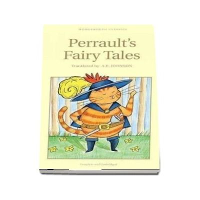 Fairy Tales, Charles Perrault, Wordsworth Editions