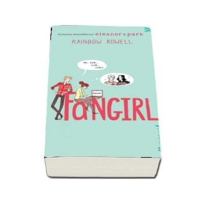 Fangirl, Editie Paperback - Rainbow Rowell