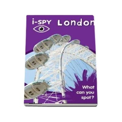 i-SPY London: What Can You Spot?