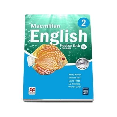 Macmillan English Practice Book 2, Mary Bowen, Macmillan