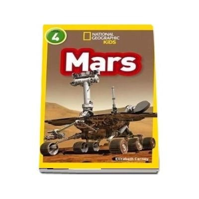 Mars - Elizabeth Carney