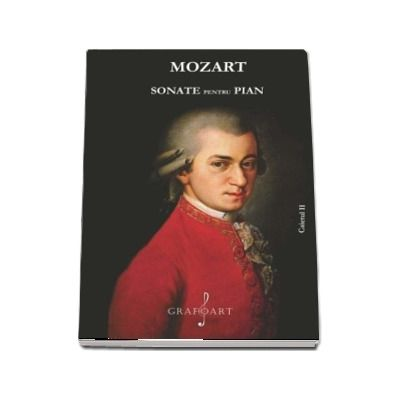 Sonate pentru pian, caietul 2 de W. A Mozart