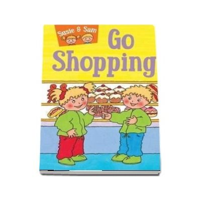 Susie and Sam Go Shopping - Judy Hamilton