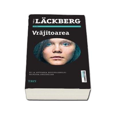 Camilla Lackberg, Vrajitoarea - Un nou roman din seria Fjällbacka