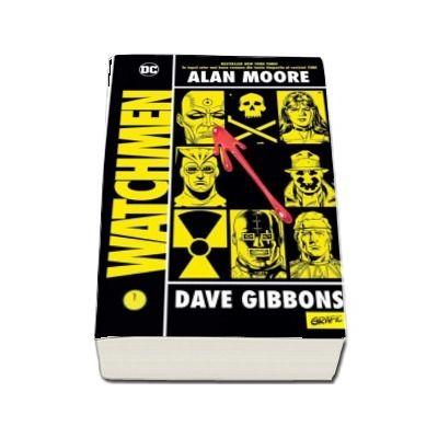 Watchmen de Alan Moore si Dave Gibbons