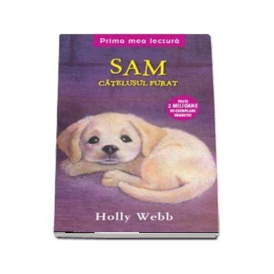 Sam, catelusul furat de Holly Webb