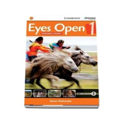 Eyes Open. Teachers Book, level 1