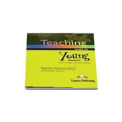 Carte de metodica limba engleza Teaching young learners. Audio CD - Suzanne Antonaros, Lilika Couri