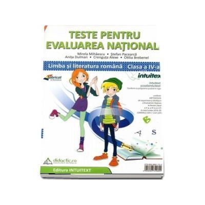 Teste De Matematica Si Limba Romana Pentru Evaluarea