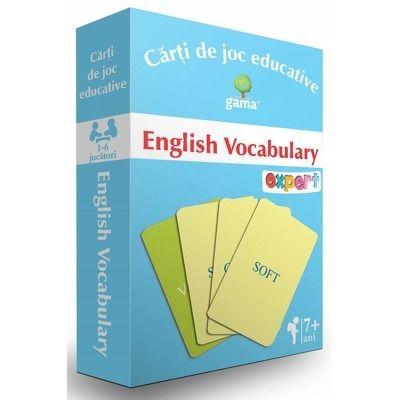 English Vocabulary (Carti de joc educative)