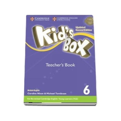 Kids Box Level 6 Teachers Book British English
