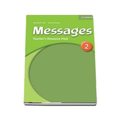 Messages 2 Teachers Resource Pack