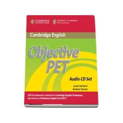 Objective: Objective PET Audio CDs (3)