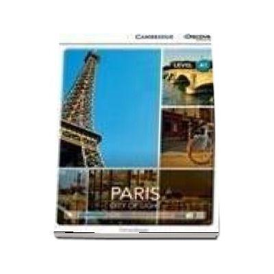 Paris: City of Light Beginning Book with Online Access
