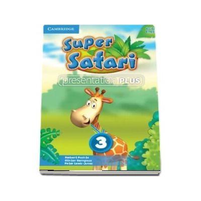 Super Safari Level 3 Presentation Plus DVD-ROM