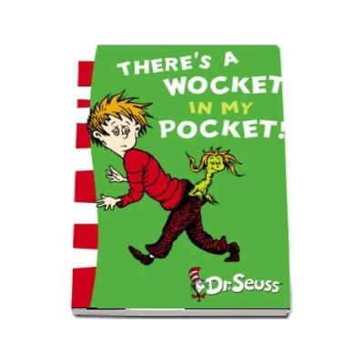 Theres a Wocket in my Pocket: Blue Back Book