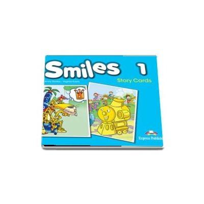 Curs de limba engleza - Smiles 1 Story Cards