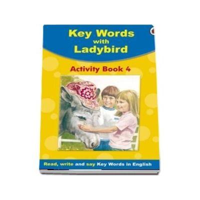 Key Words Activity Book 4