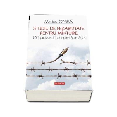 Studiu de fezabilitate pentru mintuire. 101 povestiri despre Romania