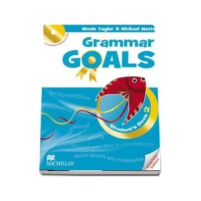 American Grammar Goals Level 2. Students Book Pack
