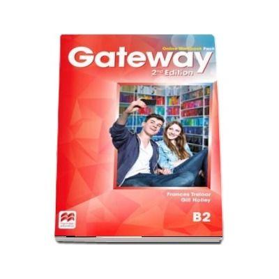Gateway 2nd edition B2 Online Workbook Pack