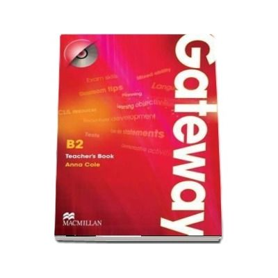Gateway B2 Teachers Book and Test CD Pack
