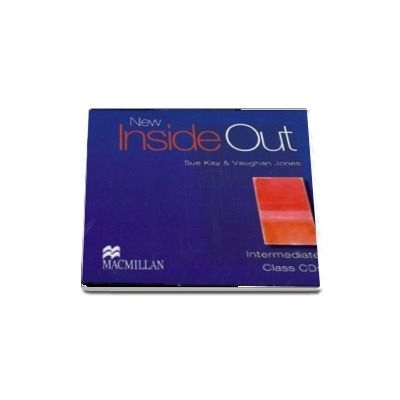 New Inside Out. Intermediate Level Class Audio CD