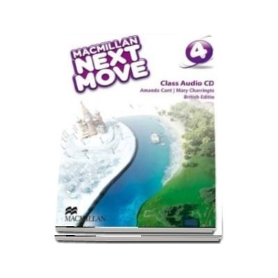 Next Move Level 4. Students Book Pack