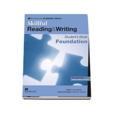 Skillful Foundation Level Reading and Writing Students Book Pack