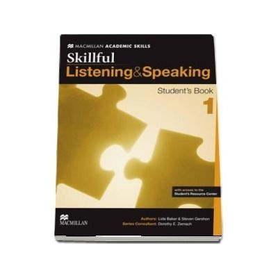 Skillful Level 1 Listening and Speaking Students Book Pack