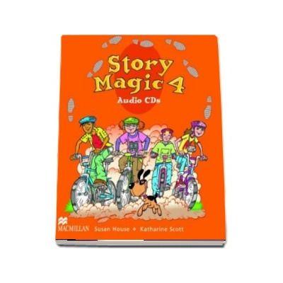 Story Magic 4. Audio CD