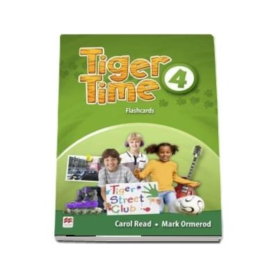 Tiger Time Level 4. Flashcards