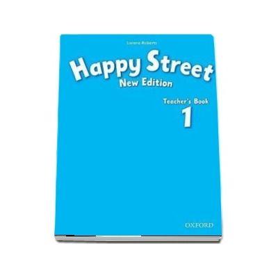 Happy Street: 1 New Edition: Teacher's Book