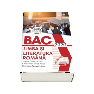 Bacalaureat 2020 - Limba si literatura romana - Bac 2020, conform noilor modele stabilite de MEN
