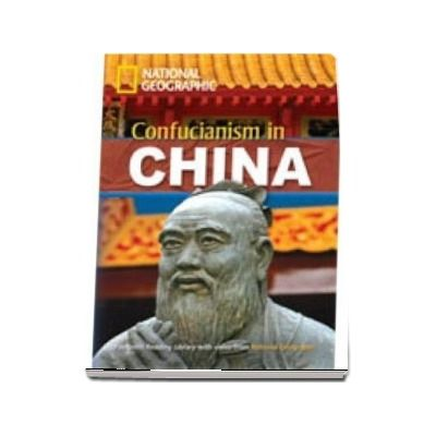 Confucianism in China. Footprint Reading Library 1900. Book with Multi ROM