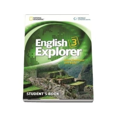 English Explorer 3. Interactive Whiteboard CD ROM