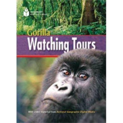 Gorilla Watching Tours. Footprint Reading Library 1000