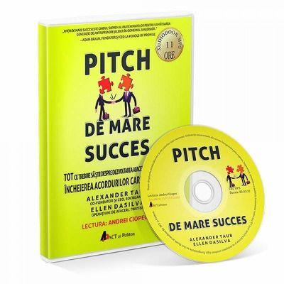 Pitch de mare succes. Audiobook - Format MP3