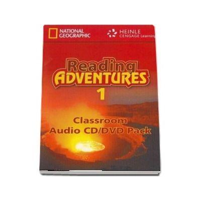 Reading Adventures 1. CD,DVD