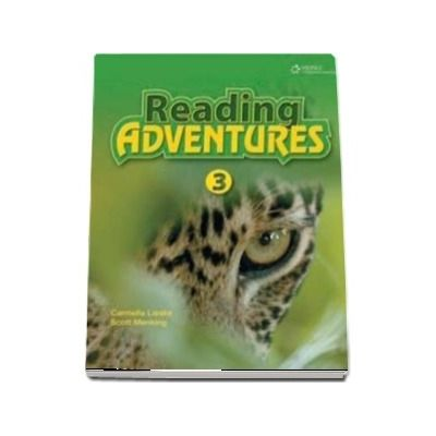 Reading Adventures 3. CD,DVD
