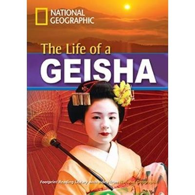 The Life of a Geisha. Footprint Reading Library 1900. Book