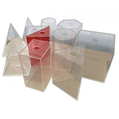 Set de 10 figuri geometrice