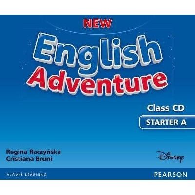 New English Adventure GL Starter A Class CD
