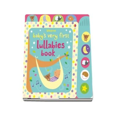 Babys very first lullabies book