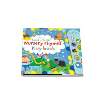 Babys very first nursery rhymes playbook