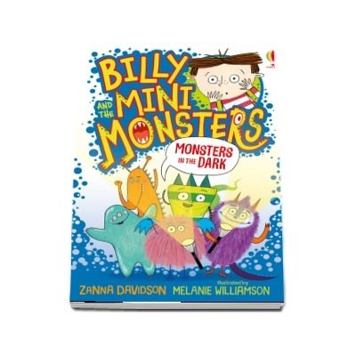 Billy and the Mini Monsters Monsters in the Dark