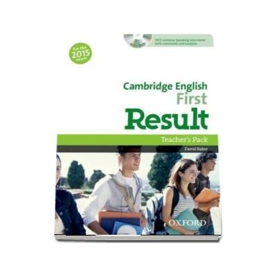 Cambridge English First Result. Teachers Pack