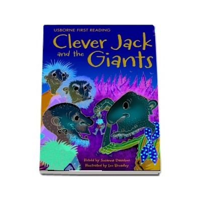 Clever Jack and the giants