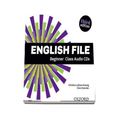 English File: Beginner: Class Audio CDs: The best way to get your students talking